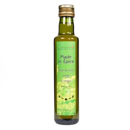 Organic virgin rapeseed oil with oregano - Organic virgin rapeseed oil with oregano