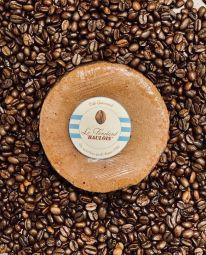 LE FONDANT BAULOIS ® LE CAFÉ GOURMAND - 300G - 4 personnes  La chaleur et l'onctuosité du parfum café dans le Fondant Baulois. Pour les amoureux du café, cette nouvelle version de l'authentique Fondant Baulois est parfaite pour accompagner la pause café. Pour ceux qui l'aime chaud on vous suggère de le réchauffer deux minutes au four, les arômes du café seront ainsi révélés.