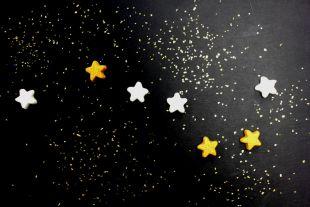 Mini Etoiles - Mini étoiles en sucre de canne blanc et roux