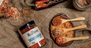 Sauces et Condiments - Poudre de Piment d'Espelette, sels, moutardes, gelées, huiles, confits d'oignons à base de piment et sauces afin de donner à l'ensemble de vos plats un goût de Pays Basque
