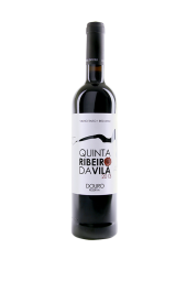 """QUINTA RIBEIRA DA VILA RED WINE Douro Region - On the slopes of Douro river in a farmhouse called Coleja, near the historic and emblematic """"Senhora da Ribeira"""", in Carrazeda de Ansiães, the Sub-Region of the Douro Superior Valley, is where Quinta Ribeiro da Vila red wine was born. GRAPE VARIETIES: Touriga Nacional, Touriga Franca and Tinta Roriz. WINEMAKING: The grapes are hand-picked, carefully selected and transported in boxes of 20 kg. The harvest takes place between September 15 and September 20. VITICULTURE: Vinification by treading the grapes by foot and strict fermentation control. This wine was vinified in french oak barrels for nine months.  CHEMICAL ANALYSIS: Alcohol content: 14% Reducing sugar: 1,00 (g/dm3) Total acidity: 4,9 (g/clm3) (Ác. Tart.) pH: 3,57"""
