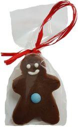 Caramel fondant 2D - caramel fond en forme de canard, Père Noël, Bon homme de neige, lapin ou à la commande