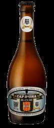 CAP D'ONA BLANCHE BIO WEISENBIER - Bière blanche bio type Weisenbier, ultra légère, longue et veloutée en bouche. Bière fine, douce et désaltérante. Elle est extrêmement facile à boire. Bière d'été et de plaisir par excellence, à consommer bien fraiche.