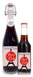 PARIS COLA - Paris Cola C'est notre première création, Paris cola c'est des bulles délicieusement pétillantes, un doux gout de caramel et légèrement acidulé.  À déguster très frais.  Pour une pause pétillante de bonheur !