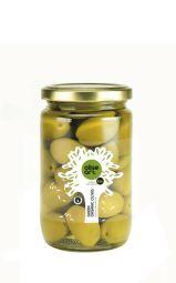 Olives vertes et Kalamata en saumure Bio 200 g