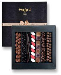 Premium Black Gift Box Assorted Confectionery