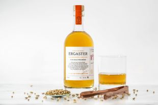 PUR MALT AGED SPIRIT ORGANIC - Pure Malt Première Batch 009 Malted barley aged spirit Organic