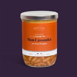 My Cassoulet by David Rathgeber