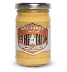 Mustard with tandoori spice
