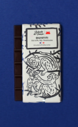 The Ouistiti, Dark chocolate 63%, Republic Dominican origin