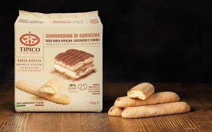 Savoiardi tiramisu - Savoiardi artisanal spécial tiramisu. Recette tradition avec seulement 3 ingrédients 100% Italiens : oeufs frais, sucre et farine