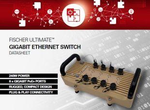 FICHER ULTIMATE TM GIGABIT ETHERNET SWITCH - <p>-</p>