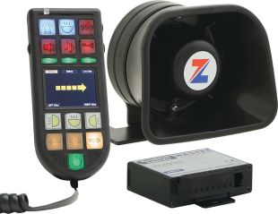 Haztec siren, loudspeaker and multi-function handset - <p>-</p>