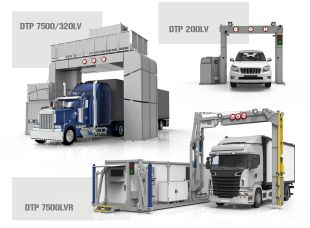 DTP-SERIES VEHICLE AND CARGO INSPECTION SYSTEMS - <p>-</p>