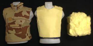 Body armor demilitarization - <p>-</p>