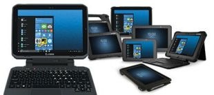 A range of rugged, powerful and versatile tablets for the most demanding environments - <p>-</p>