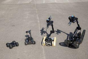 Unmanned Ground Vehicles (UGV) - <p>-</p>