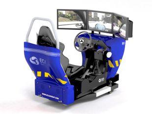 Driving simulation - <p>-</p>