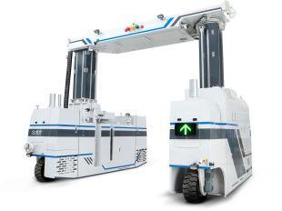 High energy robotic mobile scanner - <p>-</p>