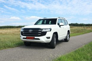 Civil armoured Toyota Land Cruiser 300 - the newest armoured 4x4 vehicle in our portfolio - <p>-</p>