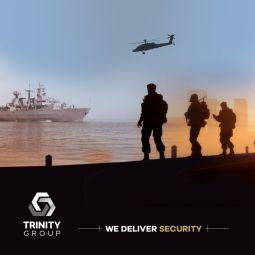 WE DELIVER SECURITY - <p>-</p>