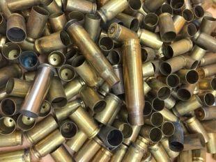 Ammunition casings destruction - <p>-</p>