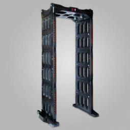 Foldable walk through metal detector SPIDER 3P17 - <p>-</p>