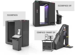 CONPASS AND CLEARPASS SERIES X-RAY BODY SCANNERS - <p>-</p>