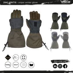 ARKTIS - sniper winter glove - <p>-</p>