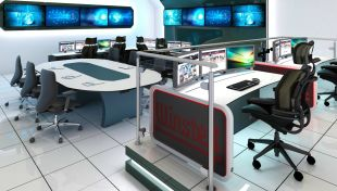 Winsted Control Room Consoles - <p>TECHNICAL FURNITURE DESIGNED FOR YOUR NEEDS the command centre and control room consoles and technical furniture from Winsted are attractive and ergonomic, to improve your command center operations and efficiency.</p>