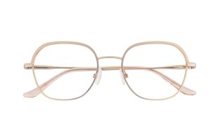 Lulu Femme - LFMM135C31 - A new metal concept for the collection. The branch with integrated flex brings lightness to the model. The Lulu identifier is discreetly present on the top of the left temple to leave the temple as pure and minimalist as possible. There is a metal part cut on the face to bring femininity. The lacquer brings the touch of color in the tray. The forms are current and modern.