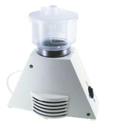 Ventilette - Chaufferette VE104 - Ventilette compacte, ultra légère : Température maximum : 160°C, Tension : 220/240 volts