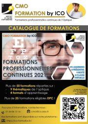 FORMATIONS PROFESSIONNELLES POUR OPTICIENS - Plus de 50 formations réparties sur 9 thématiques de l'optique, plus de 25 formations éligibles DPC