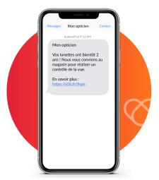 ZEROSIX - Automatic customer reminders