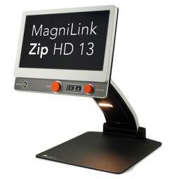 """MagniLink Zip Premium - Le téléagrandisseur MagniLink Zip Premium pliable offre une excellente qualité d'image et une utilisation intuitive. Avec le MagniLink Zip, LVI a combiné toute son expérience et son savoir-faire avec les dernières technologies de caméras HD et FullHD. Le résultat est l'image la plus claire que vous aurez vu sur un téléagrandisseur portable.  MagniLink Zip 13 : le modèle le mieux adapté à la mobilité, moniteur de 13,3"""", une caméra HD ou Full HD et batterie. MagniLink Zip 17 : moniteur de 17,3"""" avec une caméra HD ou Full HD."""