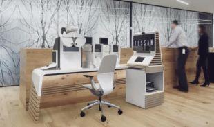 Téléophtalmology desk