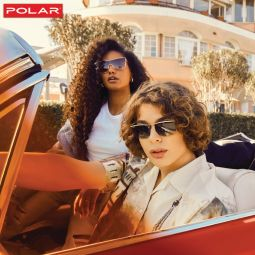 POLAR Sunglasses - Discover POLAR's amazing sunglasses collection featuring exclusively the best SUPER POLARIZED® lenses available on the market. The only original since 1993, sunglasses are the core of POLAR's collection. From evergreen styles to trendy and modern lines make it's impossible to go wrong with POLAR.