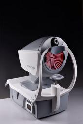 Appareil de dépistage et d'analyse de la chambre antérieure, avec test de la vision et mesure de la sécheresse oculaire | Visionix – VX120