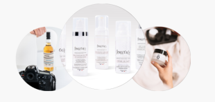 Subcontracting of shots - Everleet® offers outsourced shots to provide companies with professional photographs.  Our team of 3 photographers use the LIGHTin® capsule to provide high quality visuals with accurate color reproduction and optimal texture rendering.