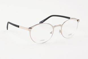 nine edge - Imagine a complete, single-piece frame cut out in a titanium sheet – a look with edge. Front on, the raw expression of the stylish eyewear quickly impresses, not just because they are surprisingly thin from the sides and top, but also its stand-out feature: the flat-ground edge visible in the lens mounting.