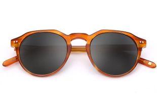 Polarized sunglasses 100% acetate switchable to optical lens - Fullrim sunglass, pantos eyeshape, polarized sunglasses can be switchable for optical sun lenses