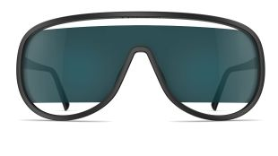 Lotte & Hans - The clear, flowing contours of Lotte & Hans and their horizontally positioned visor are reminiscent of the movement of the waves and the depth of the sea. Made of the 100% bio-based material natural3D the new Special Edition is a sustainable avant-grade fashion statemente.
