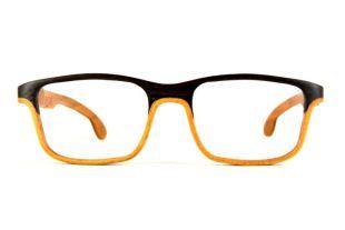Lunettes en bois modèle Eixarca - Les lunettes Eixarca sont de forme carrée sans être trop grandes. Grâce à cette géométrie, elles dégagent du style et de la finesse et conviennent très bien aux personnes avec un visage rond, ovale, allongé ou rhomboïdal.