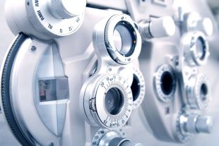 VOCATIONAL TRAINING FOR OPTICIANS : OPTOMETRY