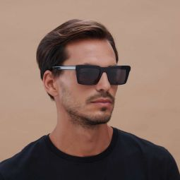 Nazaret Sun - Nazaret is a frame with a marked character, we have a brutal result like sunglasses, since your image gains strength. Available in 3 colors