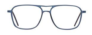 MARTIN - Un des modèles de notre collection COMBI, en matériau bio-sourcé et Origine France Garantie.  Des branches en acier médical inoxydable, pour des lunettes de moins de 5g, légères comme une plume.