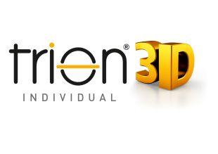TRION 3D - Les verres Trion 3D individualisés Freeform sont fabriqués selon les mesures personnalisées : angle pantoscopique, angle de galbe, distance de lecture, distance verre oeil.  Les verres Trion 3D Individual sont conçu avec la technologie FreeForm. Une adaptation spontanée, une clarté visuelle unique et une vision parfaite à toutes les distances.  Les verres Trion 3D Individual sont disponibles avec six couloirs de progressions différents (5, 7, 9,11,13,15 mm). Cela permet une adaptation optimale en fonction de la forme et de la taille de la monture.  Un design parfait qui permet de réduire les aberrations périphériques. La préoccupation majeure des porteurs de verre progressif.  La technologie MIDPOINT, permet d'optimisée l'équipement en fonction de la monture.  Les verres Trion 3D sont fournis avec un certificat d'authenticité NOVAX et une chamoisine en microfibre.
