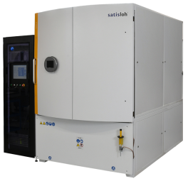 1500-X Vacuum Box Coater - 1500-X, high throughput vacuum box coater for clear AR and sun lenses. This versatile high-volume batch coating machine is ideal for large Rx labs and mass-manufacturing facilities that want to maximize their productivity with reliable and consistent coating.