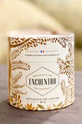 Organic cocoa infusion