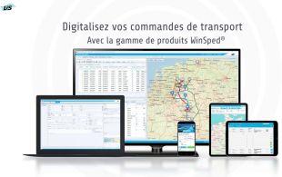 WinSped - <p>La solution TMS puissante, innovante et modulaire pour les transporteurs et les chargeurs.</p>